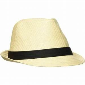 Levi's Classic Straw Fedora Hat